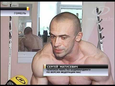 Спецназовец выиграл Чемпионат мира по бодибилдингу