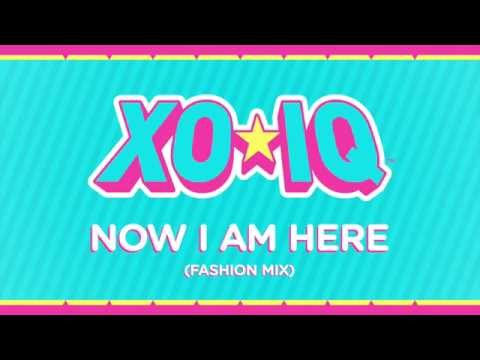 XO-IQ - Now I Am Here (Fashion Mix) [Official Audio | From the TV Series Make It Pop]