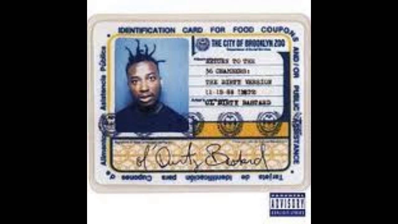Ol' Dirty Bastard - Legend Of The Drunken Master - The Best Of O.D.B - R.I.P 1968-2004