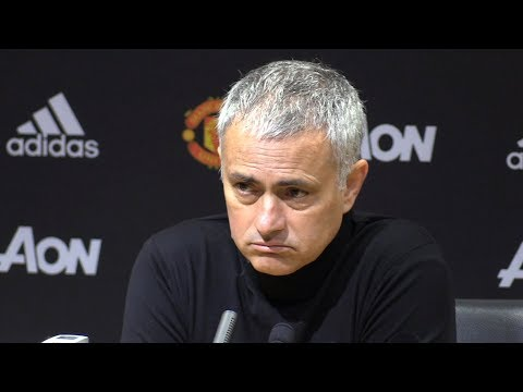 Jose Mourinho Full Pre-Match Press Conference - Watford v Manchester United - Premier League