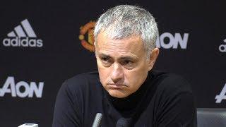 Jose Mourinho Full Pre-Match Press Conference - Watford v Manchester United - Premier League
