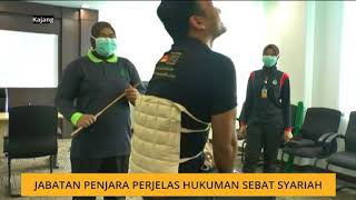 Download Video Jabatan Penjara perjelas hukuman sebat syariah MP3 3GP MP4