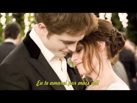 Christina Perri A Thousand Years (Tradução) Part. 2 Feat. Steve Kazee AMANHECER (Final) HD