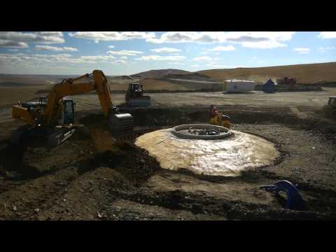 SALKHIT WIND FARM DOCUMENTARY MONGOLIAN PROMO 10 MIN