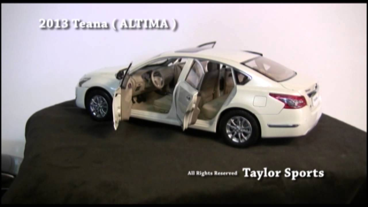 nissan 2013 teana altima pearl white youtube. Black Bedroom Furniture Sets. Home Design Ideas