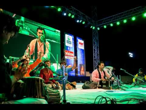 Kirtidan Gadhvi and Karsan Sagathia Duo