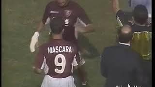 Prima giornata del campionato di serie b 2001-2002goals :69' a.lombardo (salernitana)81' g.mascara (salernita)