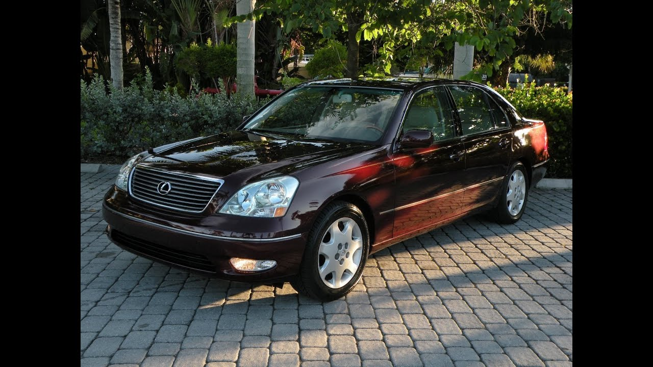 2002 lexus ls430 for sale auto haus of fort myers florida youtube. Black Bedroom Furniture Sets. Home Design Ideas