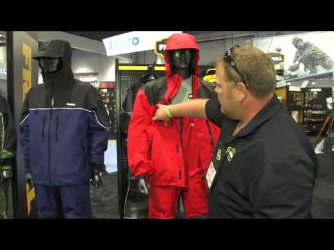 New Frabill Rainsuits | ICAST 2013
