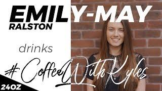 Baixar Emily-May Ralston drinks Coffee with Kyles / 24oz
