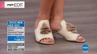 ea8c464c693a09 Vionic Thong Sandals w  Button - Mona on QVC - ViYoutube