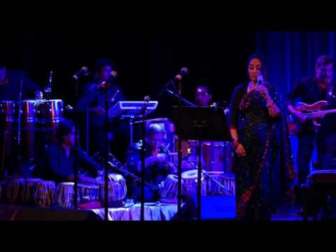 Baaho Mein Chale Aao - Anuradha Palakurthi @ Berklee Performance Center