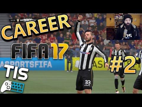 Παίζουμε FIFA 17 - Career #2 | Ομάδα μοντέλο!