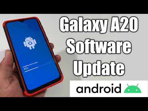 Does The Samsung Galaxy A20 Get Software/System Updates + How To Check If Updates Are Available