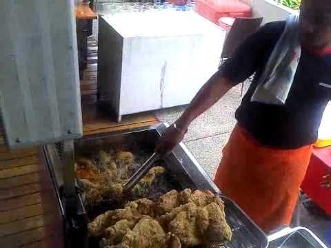 Resepi Ayam Gunting Uncle Bob