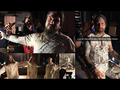 "MACHINE HEAD - Making of ""Catharsis"" Music Video"
