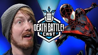 Miles VS Static Questions Answered | DEATH BATTLE Cast #163