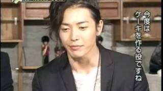 2008年映画アンティーク西洋骨董洋菓子店のPR番組.