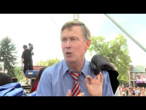 Hickenlooper: I Worry No Matter What Weapons We Ban, Criminals Will Find Something