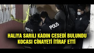 Izmir de kadın cinayeti