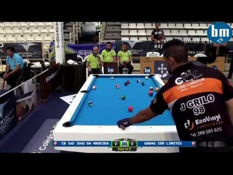 Cb S João Madeira vs Gadag 100 Limites