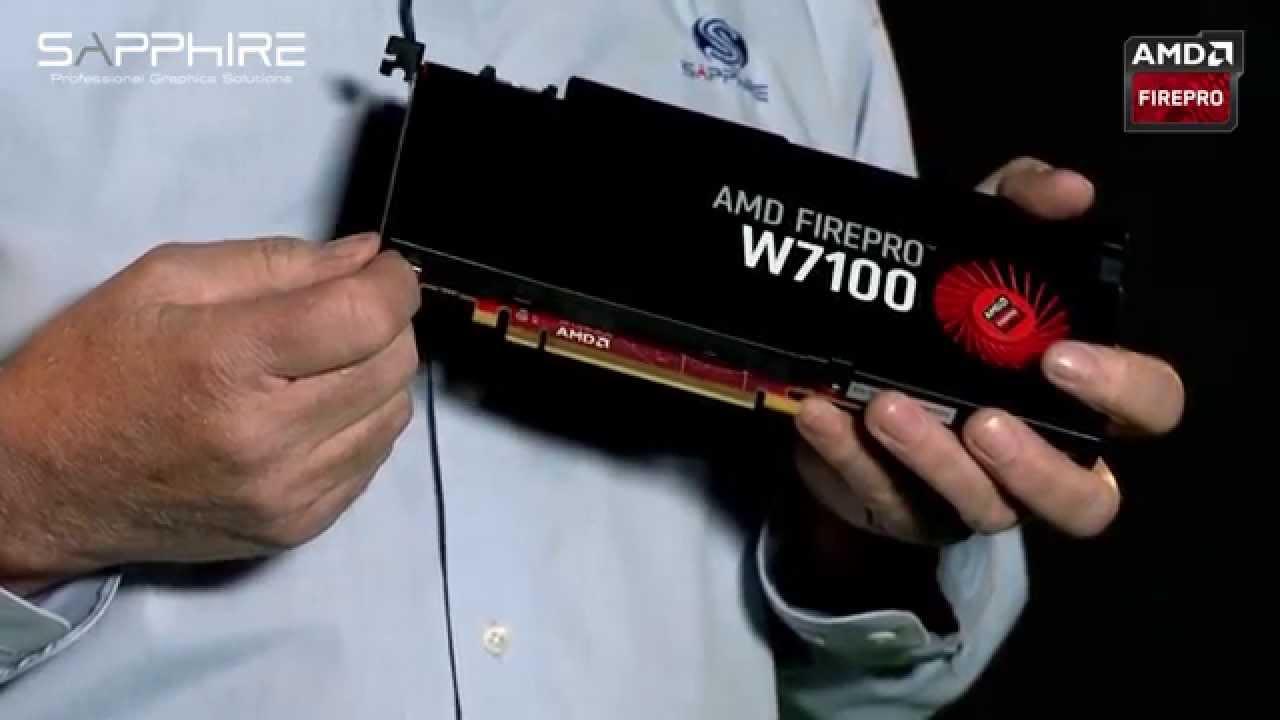 AMD FIREPRO W7100 TREIBER WINDOWS 8