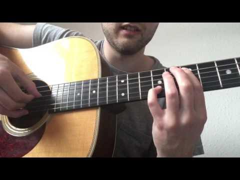 Radiohead - Present Tense (Guitar Tutorial)