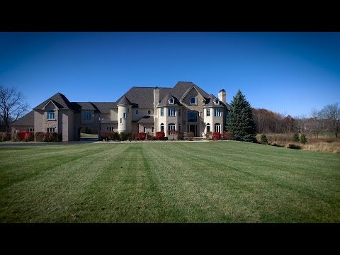THE TURNBERRY CASTLE Mini-Movie - Luxury Million Dollar Estate