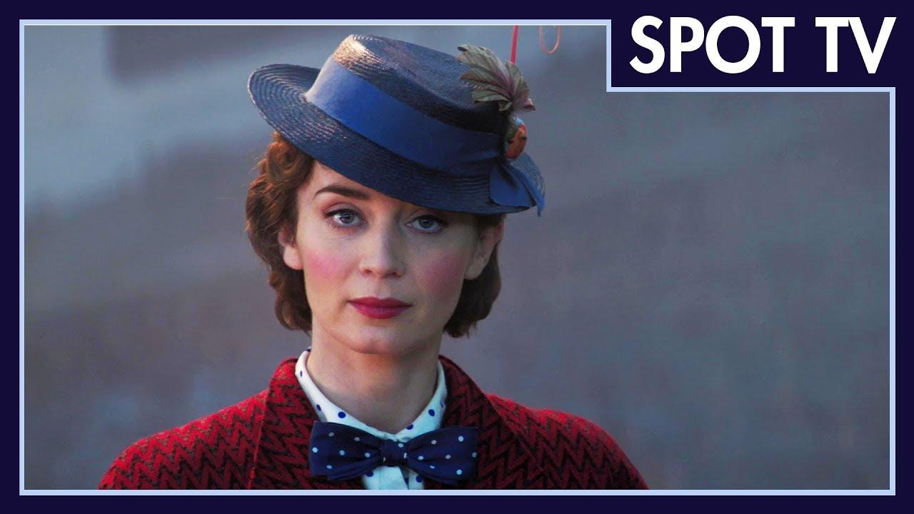 Le Retour de Mary Poppins - Actuellement au cinéma I Disney