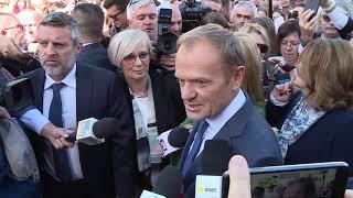 Doanld Tusk o taśmach Morawieckiego | OnetNews