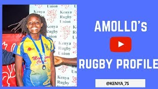 Amollo Ong'ombe Rugby Profile ★ 2018