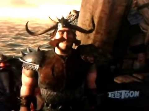 Download DreamWorks Dragons Riders of Berk - Astrid Versus Heather