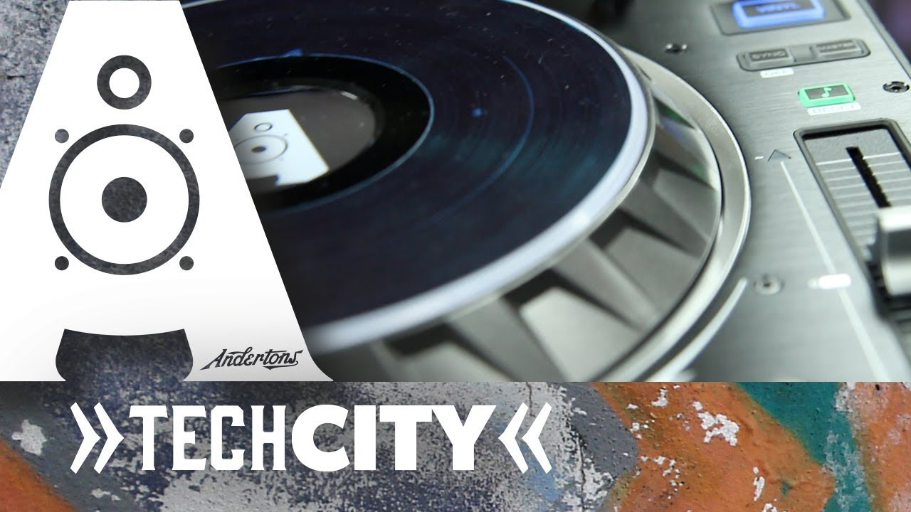 Denon SC5000 Professional DJ Media Player with 7