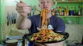 Соус овощной деми-гласс (овощной соус к чему угодно!)