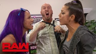 Bayley and Sasha Banks try some role reversal during counselin…