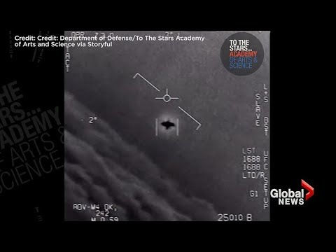 Pentagon Confirms and Releases Video of $22mil UFO Program