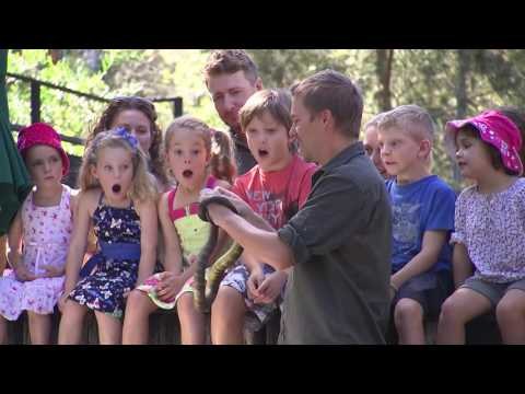 Easter Holidays 2017 At The Australian Reptile Park