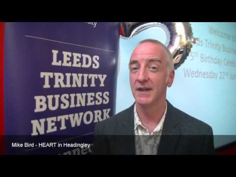 Leeds Trinity Business Network - Celebrating 5 successful years