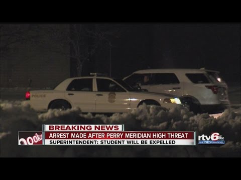 Perry Meridian High School student arrested after threat posted to Twitter