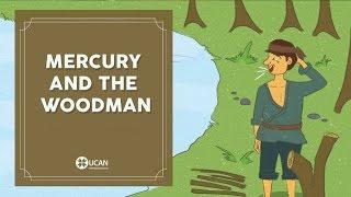 Learn English Listening   English Stories - 50. Mercury and the Woodman