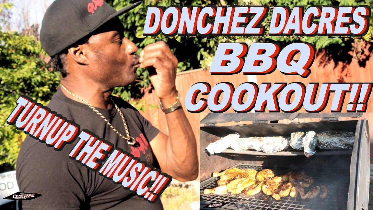 DONCHEZ DACRES BACKYARD CARIBBEAN BBQ STYLELY :