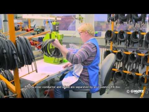 Klotz made in germany! Look behind the scenes