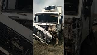 Видео с места смертельного ДТП