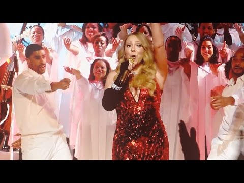 Mariah Carey - Christmas Special (Full Concert) / Best Scenes Mix