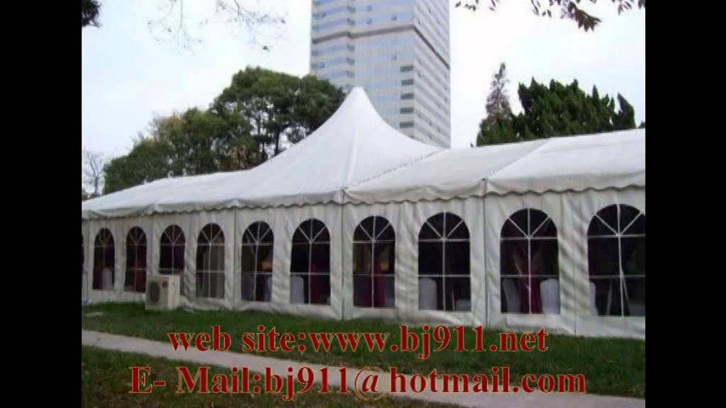 White Party Tent Rentals