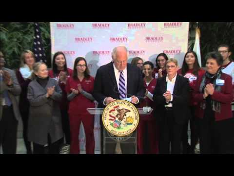 Governor Quinn Announces Investments in Central Illinois Private Colleges and Universities