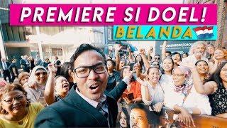 KESERUAN GALA PREMIERE SI DOEL THE MOVIE DI BELANDA! | REZZVLOG MP3