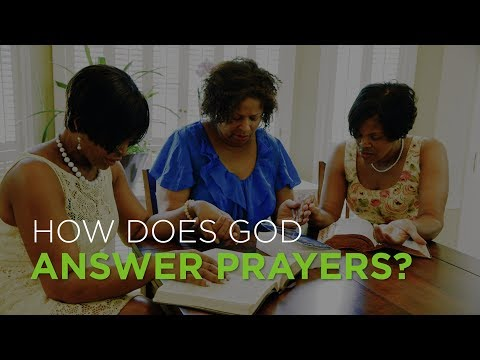 How Does God Answer Prayers? – YouTube – Life, Programming, etc