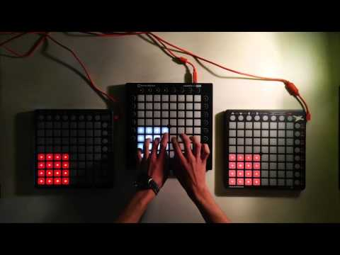 Aero Chord - Surface (Triple Launchpad Cover) ;D