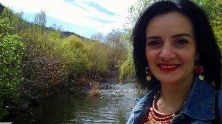 Шикарная Прогулка по Ущельюс Болталкой, Весенняя Природа Еревана